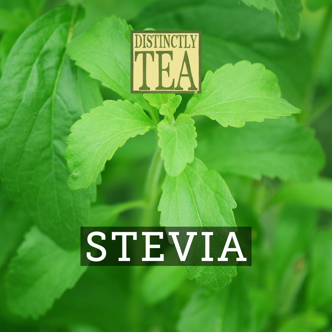 Stevia wholesale from distinctly tea inc