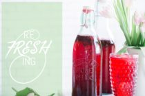 Fruit tea from Distinctly Tea Inc.