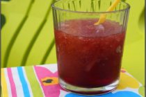 tea slushie distinctly tea inc