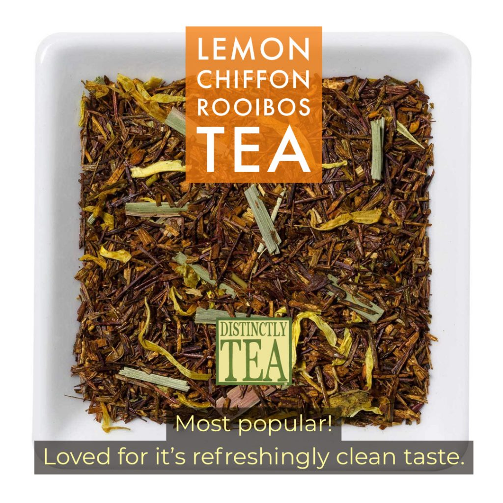 2781 Lemon Chiffon_Rooibos Tea Distinctly Tea