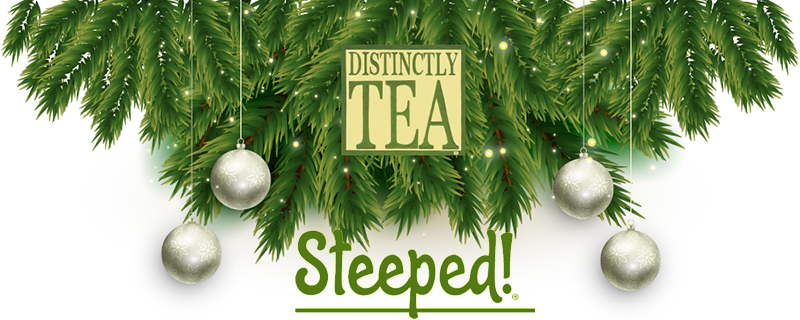 Steeped at Distinctly Tea Inc.