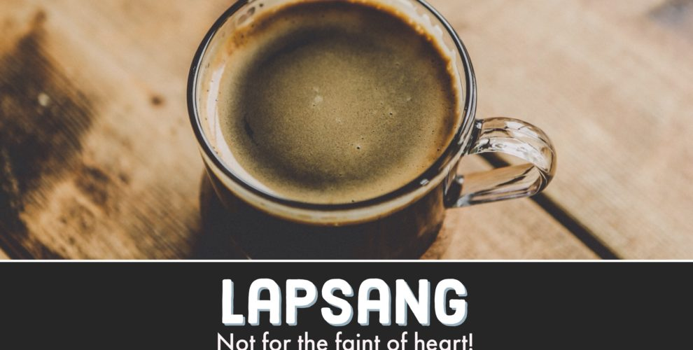 Lapsang Souchong Organic distinctly tea inc