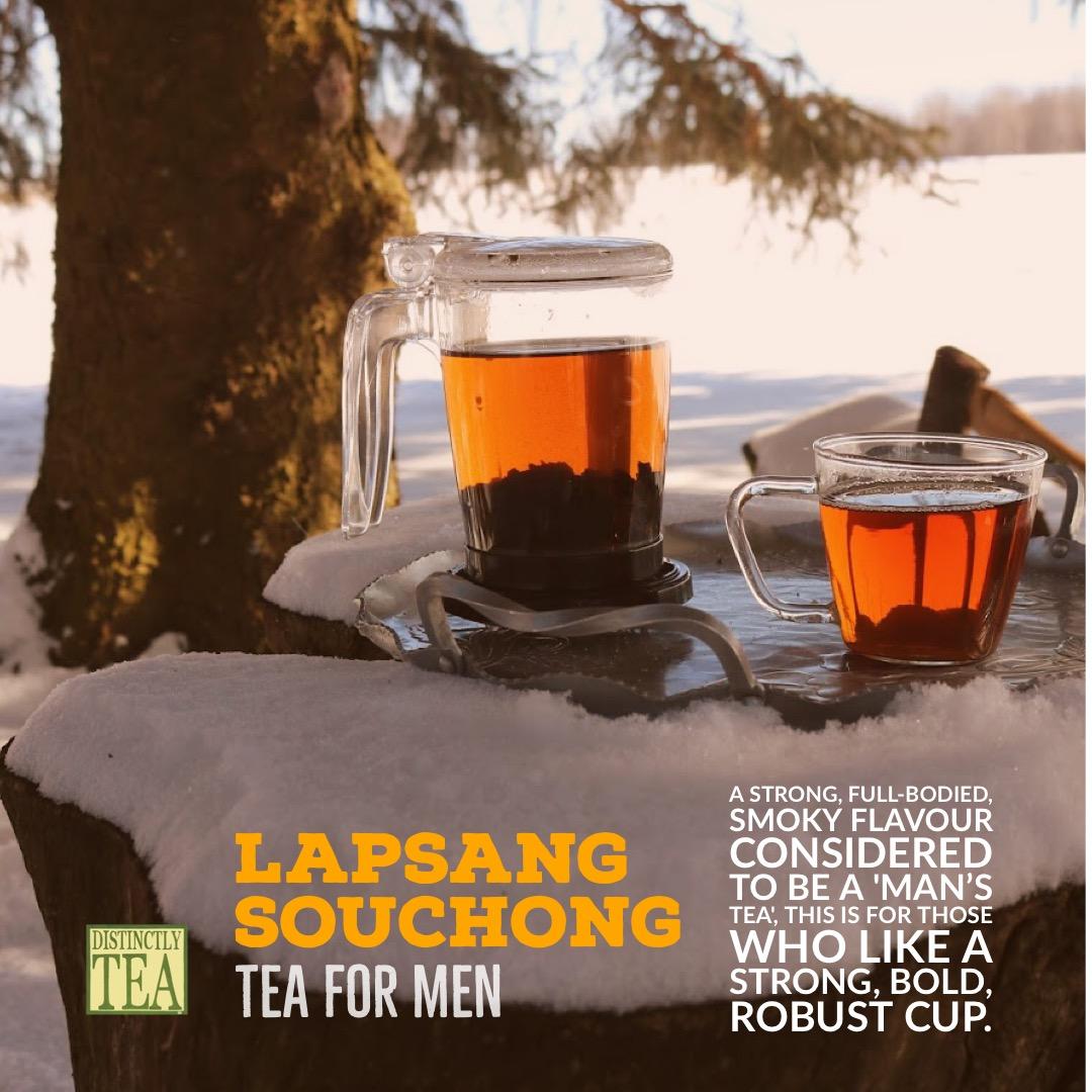 Lapsang souchong Black Tea scene distinctly tea2