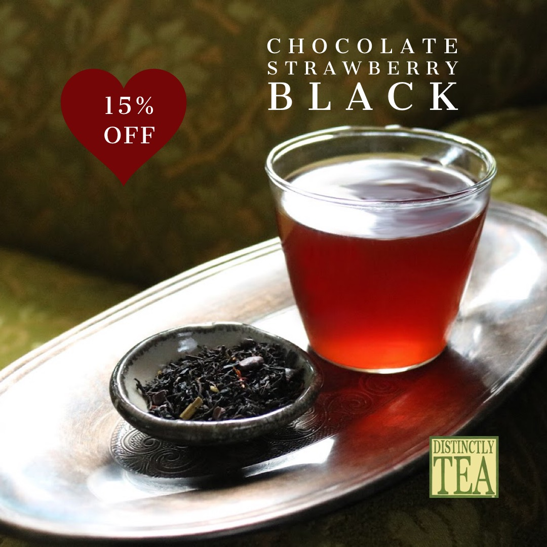Chocolate Strawberry Black tea 4938 sale