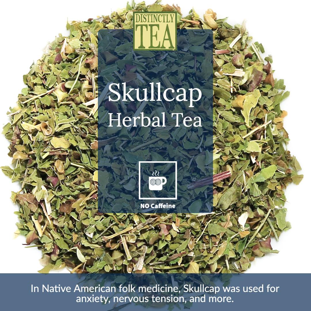 Skullcap Herb 1033 Distinctly Tea inc2
