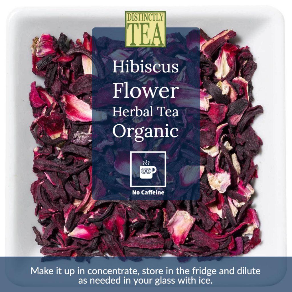 Hibiscus Flower Herbal Tea copy