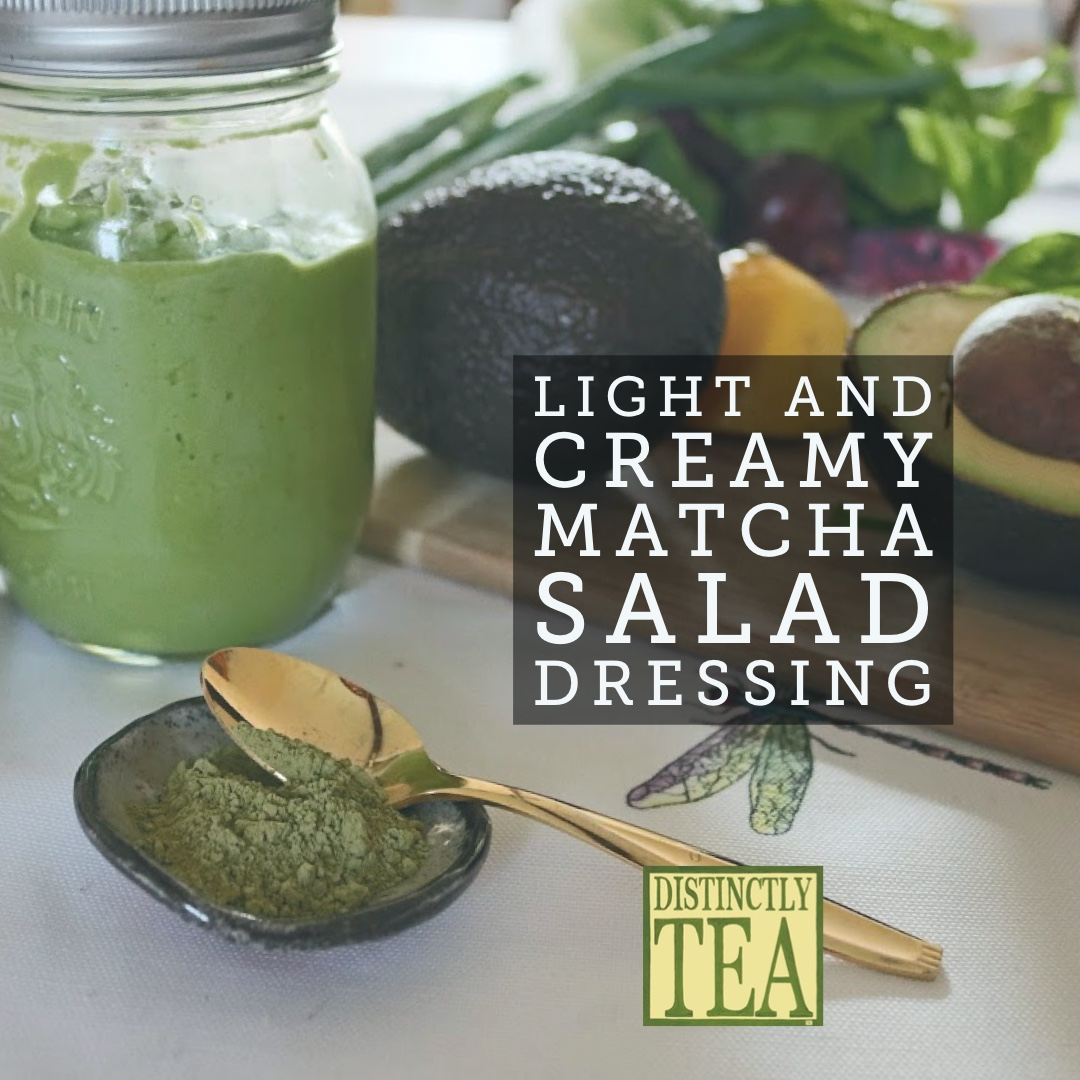 Light and Creamy Matcha Salad Dressing Recipe web