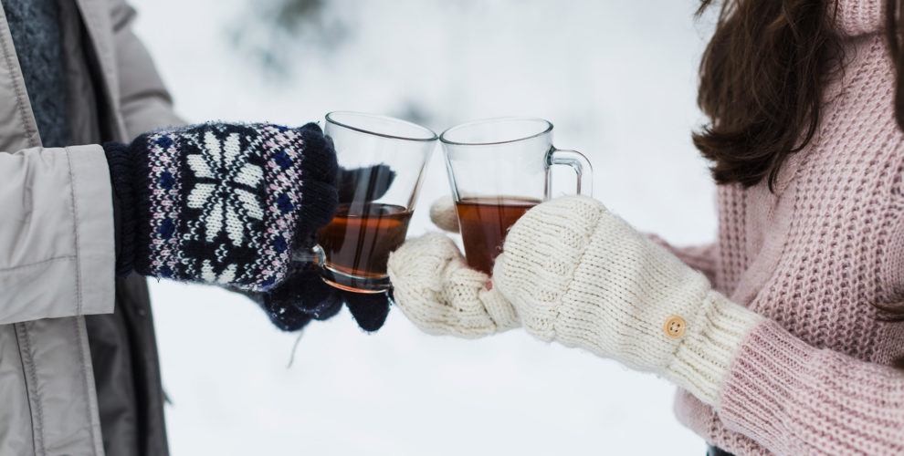 Tips to Stay Healthy This Winter from distinctly tea inc