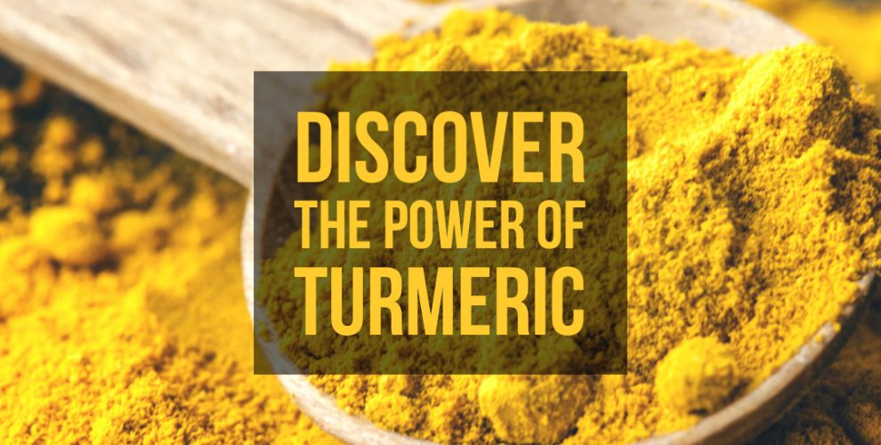 Discover the power of turmeric from distinctly tea