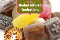 herbal infused confections old fashioned candy from distinctly tea inc