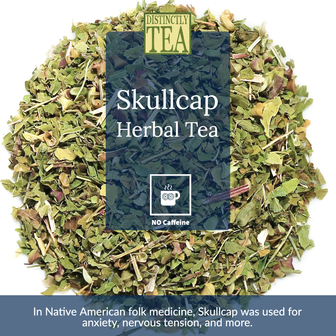 Skullcap Herb 1033 Distinctly Tea inc2