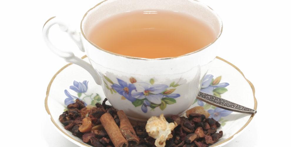 Gingerbread House Tea caffeine free tea