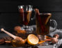Hot apple cider chai tea recipe from Distinctly Tea Inc