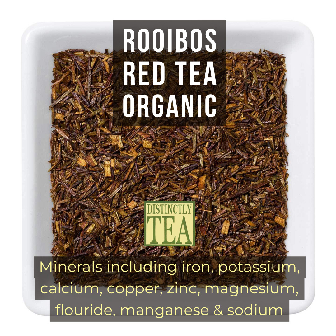 2950-Rooibos Red Original Tea Organic distinctly tea inc