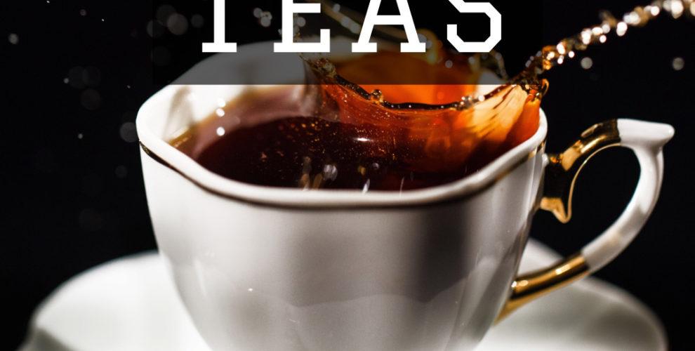 Breakfast tea collection from distinctly tea inc