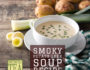 Smoky potato leek soup recipe from distinctly tea inc