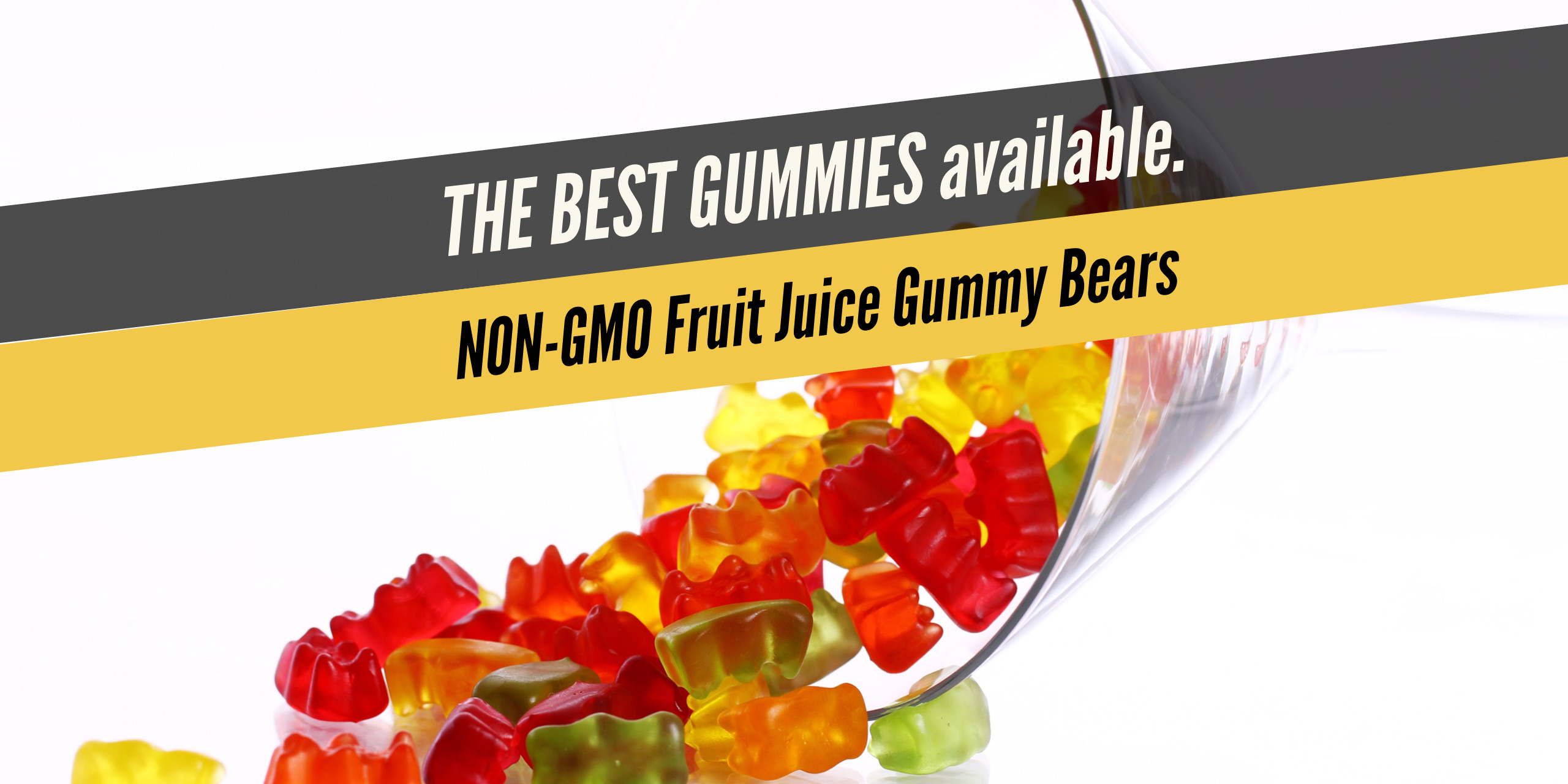 FJGB - Fruit Juice Gummy Bears - distinctly tea
